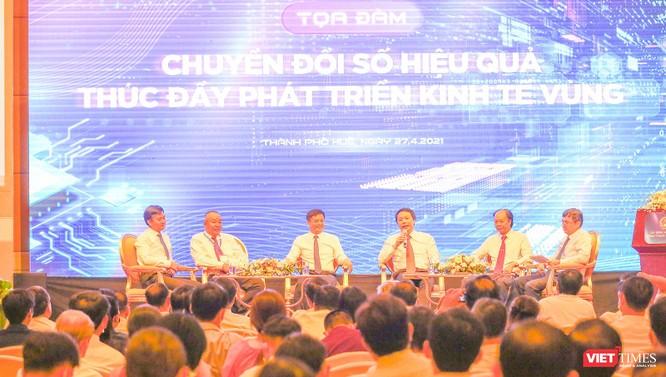 Thứ trưởng Nguyễn Huy Dũng: Đưa Thừa Thiên-Huế thành điểm đến của những sự kiện công nghệ lớn ảnh 3