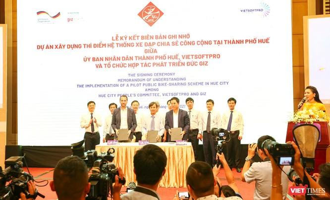 Thứ trưởng Nguyễn Huy Dũng: Đưa Thừa Thiên-Huế thành điểm đến của những sự kiện công nghệ lớn ảnh 4