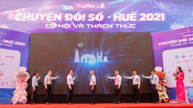 Viettel chính thức cung cấp dịch vụ 5G tại Thừa Thiên Huế ảnh 1