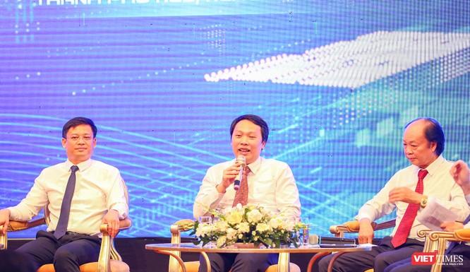 Thứ trưởng Nguyễn Huy Dũng: Cần xem chuyển đổi số như hoạt động đầu tư ảnh 1