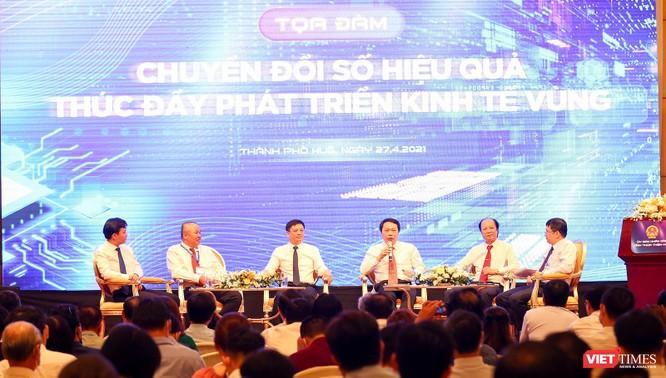 Thứ trưởng Nguyễn Huy Dũng: Cần xem chuyển đổi số như hoạt động đầu tư ảnh 2