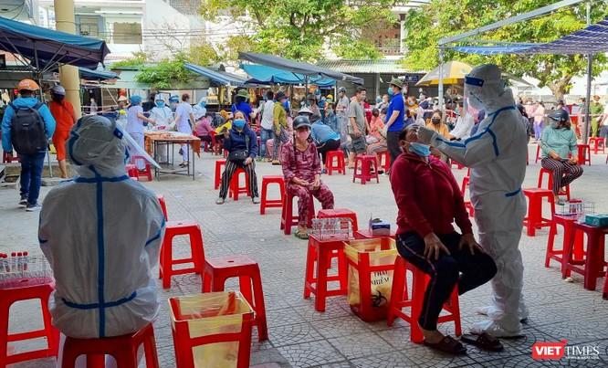 Đà Nẵng chưa có chủ trương thực hiện giãn cách xã hội ảnh 1