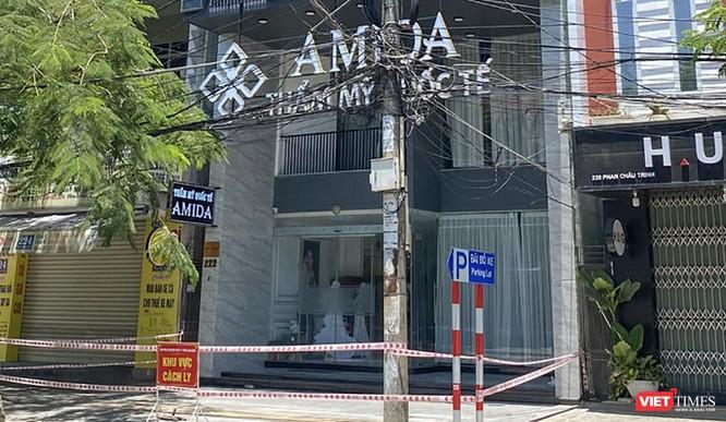Đà Nẵng: Khởi tố giám đốc Công ty TNHH quốc tế AMIDA vì làm lây lan dịch COVID-19 ảnh 1
