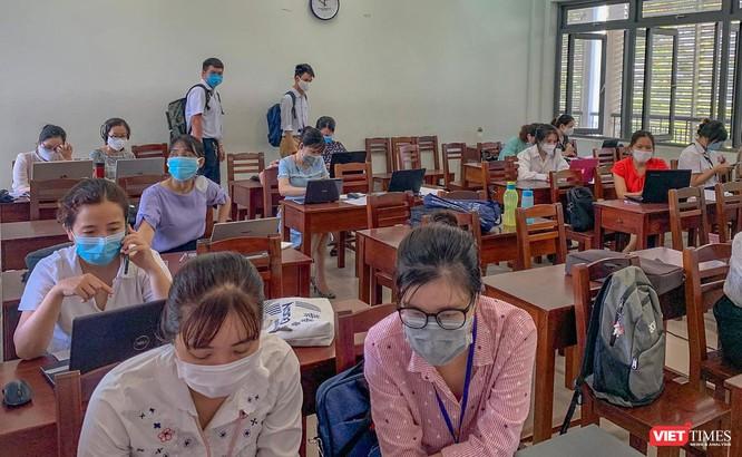 """Gần 30.000 học sinh Đà Nẵng """"vượt vũ môn"""" trực tuyến thành công bằng vnEdu LMS ảnh 1"""