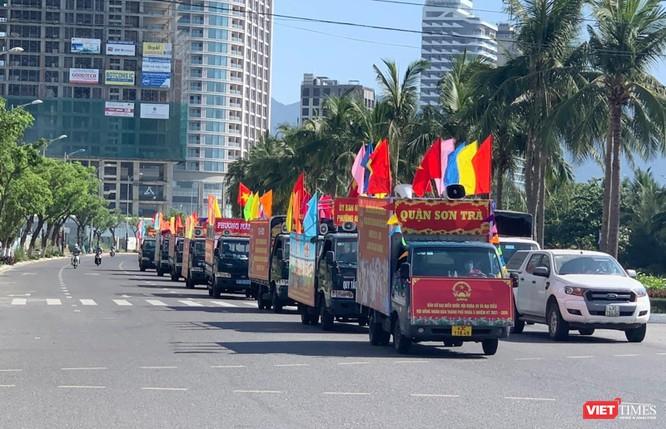 Ảnh: Cử tri toàn TP Đà Nẵng đi bầu cử đại biểu Quốc hội và HĐND TP ảnh 1