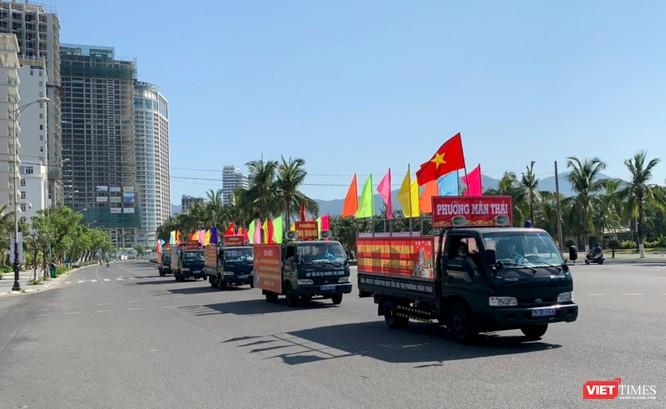 Ảnh: Cử tri toàn TP Đà Nẵng đi bầu cử đại biểu Quốc hội và HĐND TP ảnh 2