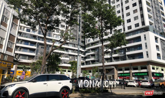 Đà Nẵng: Thêm hàng loạt sai phạm tại chung cư Monarchy Block B ảnh 1