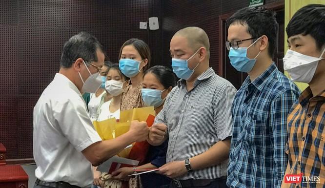 Đà Nẵng: Cử đoàn bác sĩ hỗ trợ Bắc Giang chống dịch COVID-19 ảnh 1