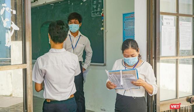 Ảnh: Hơn 13.000 thí sinh ở Đà Nẵng bước vào kỳ thi lớp 10 năm 2021 ảnh 3