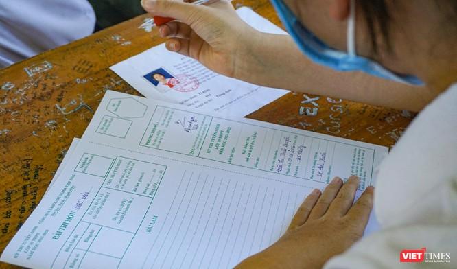 Ảnh: Hơn 13.000 thí sinh ở Đà Nẵng bước vào kỳ thi lớp 10 năm 2021 ảnh 10