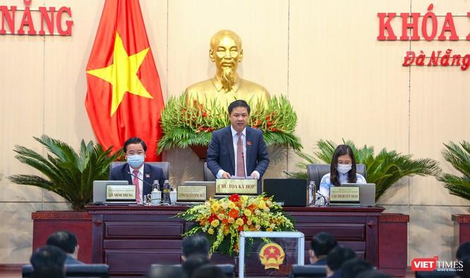 Ông Lê Trung Chinh nói gì trong phát biểu nhậm chức Chủ tịch UBND TP Đà Nẵng nhiệm kỳ mới? ảnh 1