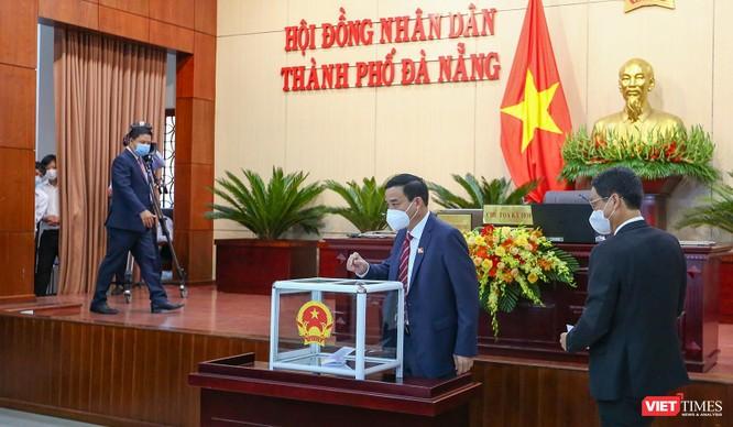 Ông Lê Trung Chinh nói gì trong phát biểu nhậm chức Chủ tịch UBND TP Đà Nẵng nhiệm kỳ mới? ảnh 2