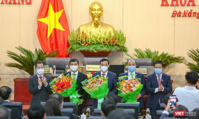 Ông Lê Trung Chinh nói gì trong phát biểu nhậm chức Chủ tịch UBND TP Đà Nẵng nhiệm kỳ mới? ảnh 3
