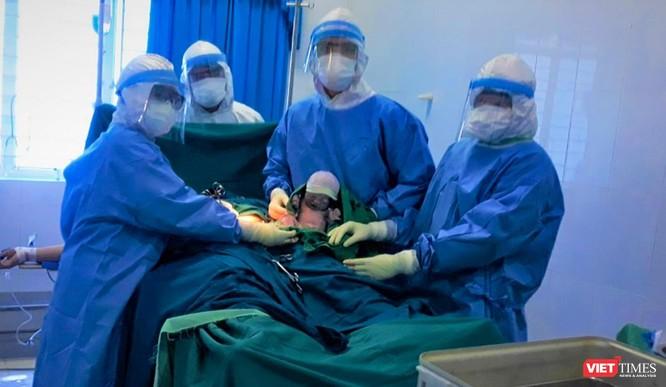 Quảng Ngãi trưng dụng cơ sở 2 Trung tâm y tế huyện Bình Sơn làm bệnh viện điều trị COVID-19 ảnh 1