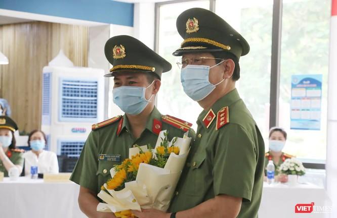 Đoàn bác sĩ Bệnh viện 199 Đà Nẵng lên đường chi viện cho TP. HCM chống dịch COVID-19 ảnh 1