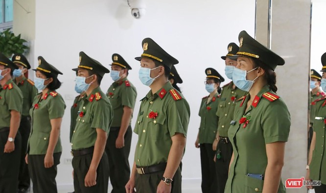 Đoàn bác sĩ Bệnh viện 199 Đà Nẵng lên đường chi viện cho TP. HCM chống dịch COVID-19 ảnh 3
