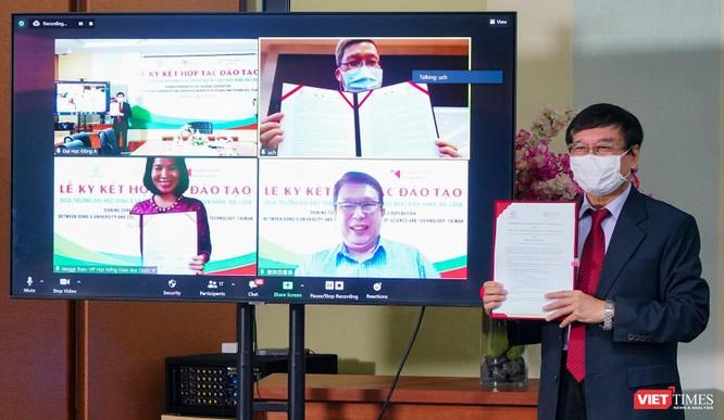 Thêm cơ hội học tập làm việc tại Đài Loan cho sinh viên Đà Nẵng ảnh 1