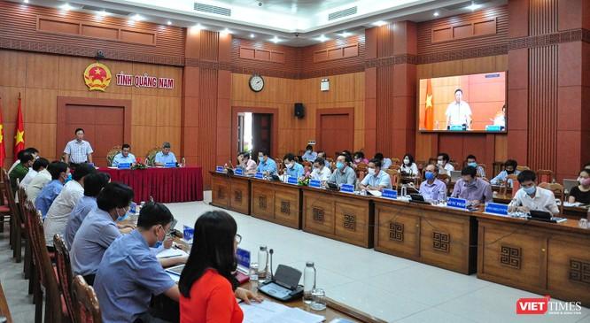 Quảng Nam bắt tay với FPT thúc đẩy chuyển đổi số toàn diện trong giai đoạn 2021 - 2025 ảnh 1