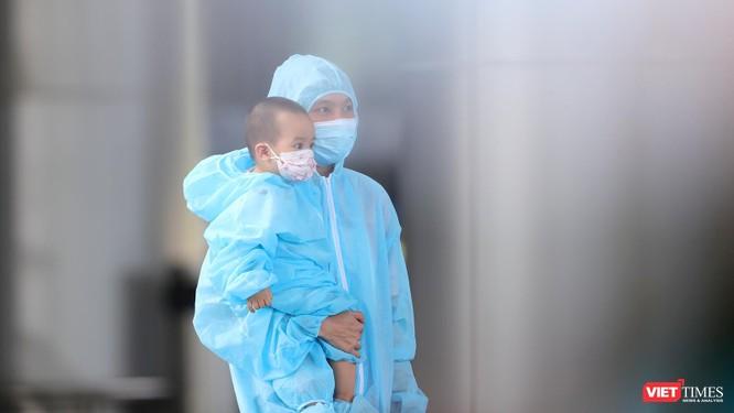 Ảnh: Đà Nẵng đón người dân từ TP HCM về nhà ảnh 33
