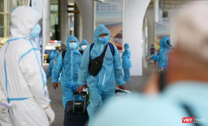 Ảnh: Đà Nẵng đón người dân từ TP HCM về nhà ảnh 32
