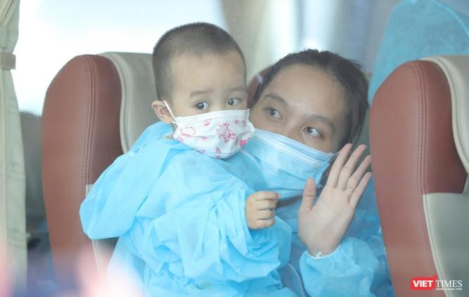 Ảnh: Đà Nẵng đón người dân từ TP HCM về nhà ảnh 40