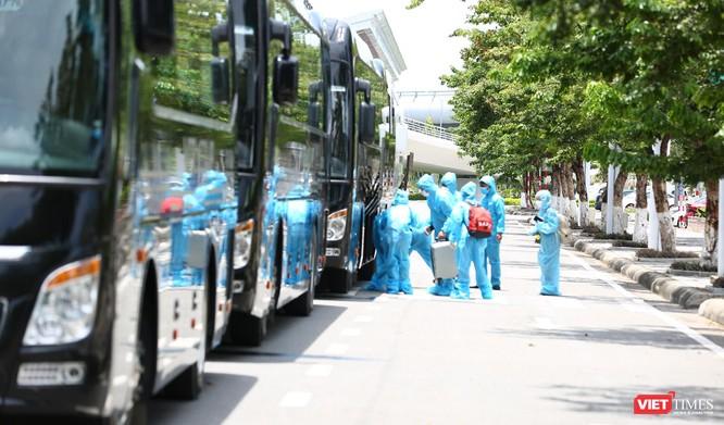 Ảnh: Đà Nẵng đón người dân từ TP HCM về nhà ảnh 34