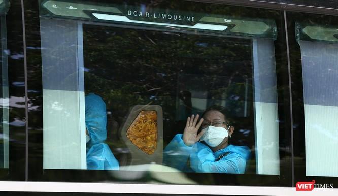 Ảnh: Đà Nẵng đón người dân từ TP HCM về nhà ảnh 36
