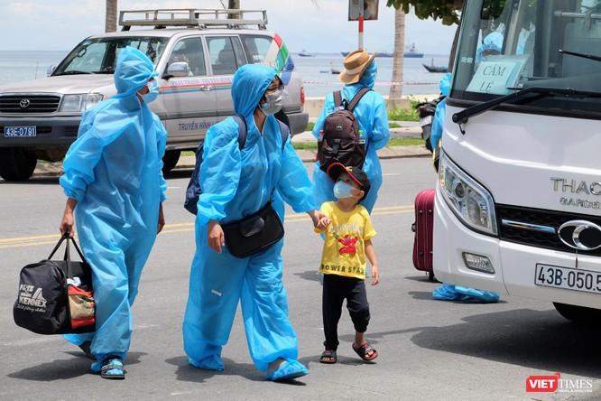 Ảnh: Đà Nẵng đón người dân từ TP HCM về nhà ảnh 43