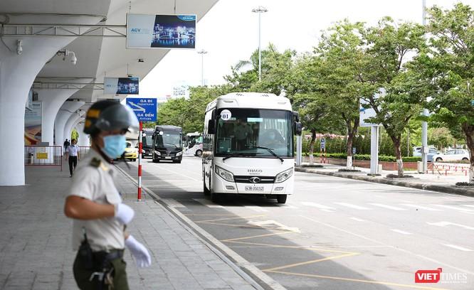 Ảnh: Đà Nẵng đón người dân từ TP HCM về nhà ảnh 10