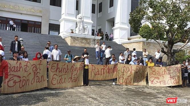 """Thi hành án """"Vụ bẻ kèo môi giới BĐS"""" ở Quảng Nam: Lãnh đạo UBND tỉnh nói gì? ảnh 2"""