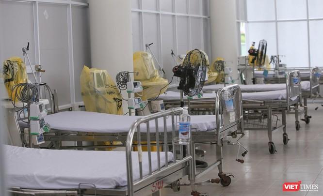 Đà Nẵng trưng dụng khu ký túc xá phía tây TP làm Bệnh viện dã chiến điều trị COVID-19 ảnh 2