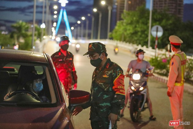 Ảnh: Đà Nẵng chính thức giãn cách xã hội toàn TP theo Chỉ thị 16/CT-TTg ảnh 27