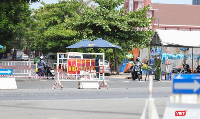Ảnh: Cận cảnh chốt kiểm soát 5 phường trên địa bàn quận Sơn Trà (Đà Nẵng) ảnh 18