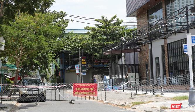 Ảnh: Cận cảnh chốt kiểm soát 5 phường trên địa bàn quận Sơn Trà (Đà Nẵng) ảnh 28