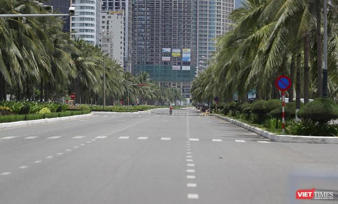 Ảnh: Cận cảnh chốt kiểm soát 5 phường trên địa bàn quận Sơn Trà (Đà Nẵng) ảnh 8