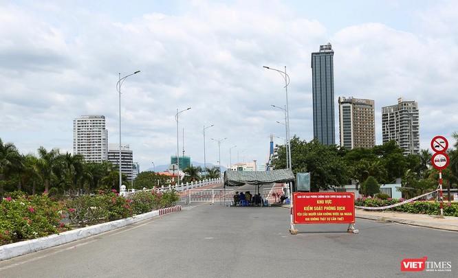 Ảnh: Cận cảnh chốt kiểm soát 5 phường trên địa bàn quận Sơn Trà (Đà Nẵng) ảnh 19