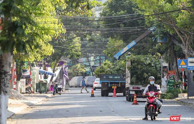 Ảnh: Đường phố Đà Nẵng ra sao sau 10 ngày giãn cách xã hội! ảnh 32