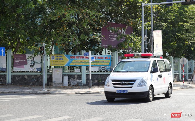 Ảnh: Đường phố Đà Nẵng ra sao sau 10 ngày giãn cách xã hội! ảnh 26