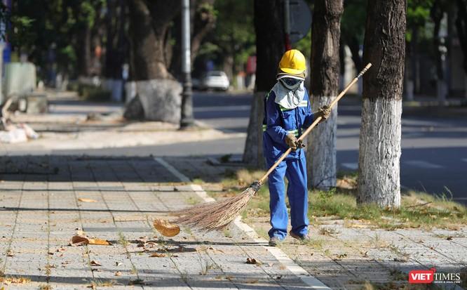 Ảnh: Đường phố Đà Nẵng ra sao sau 10 ngày giãn cách xã hội! ảnh 29