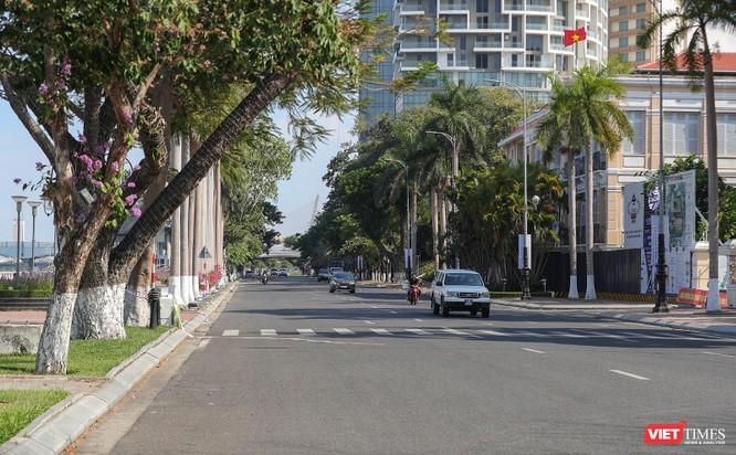 Ảnh: Đường phố Đà Nẵng ra sao sau 10 ngày giãn cách xã hội! ảnh 4