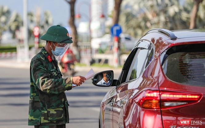Ảnh: Đường phố Đà Nẵng ra sao sau 10 ngày giãn cách xã hội! ảnh 25
