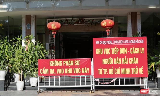 Ảnh: Đường phố Đà Nẵng ra sao sau 10 ngày giãn cách xã hội! ảnh 23