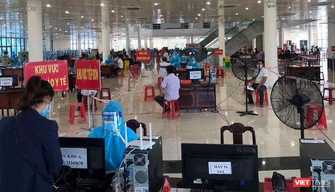 Ngày 22/8, Đà Nẵng có thêm 183 ca mắc COVID-19, trong đó, 44 ca lây nhiễm cộng đồng ảnh 1