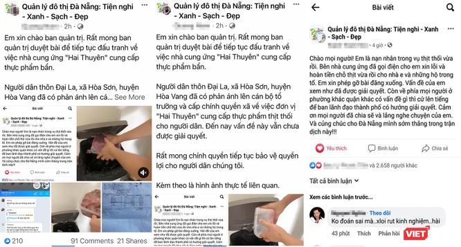 Đà Nẵng: Tạm dừng hoạt động doanh nghiệp giao thịt thối cho dân ảnh 1
