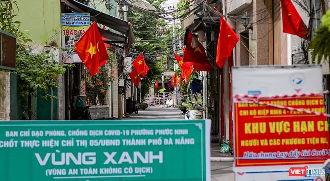 Từ 8h ngày 16/9, Đà Nẵng nới lỏng thêm nhiều hoạt động trên địa bàn ảnh 1