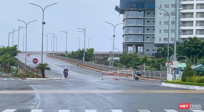 Đà Nẵng: Mở lại lưu thông 2 chiều qua cầu Sông Hàn và cầu Thuận Phước ảnh 1