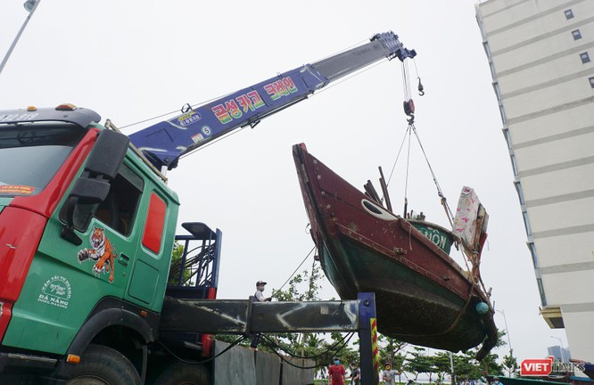 Đà Nẵng sẵn sàng sơ tán gần 60.000 người để ứng phó với bão số 5 ảnh 1