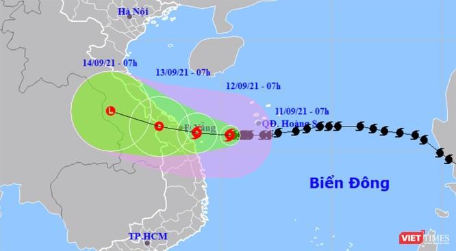 Đà Nẵng sẵn sàng sơ tán gần 60.000 người để ứng phó với bão số 5 ảnh 2