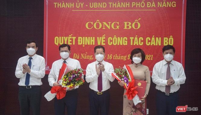 Chủ tịch UBND huyện Hoà Vang được chỉ định làm Chánh Văn phòng UBND TP Đà Nẵng ảnh 1