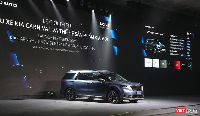 THACO AUTO giới thiệu xe KIA thế hệ mới và công bố khôi phục sản xuất ảnh 4